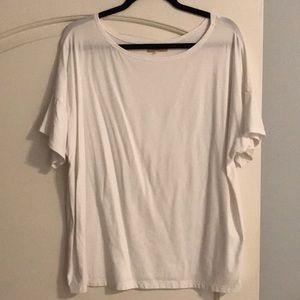 Piko loose sleeve shirt